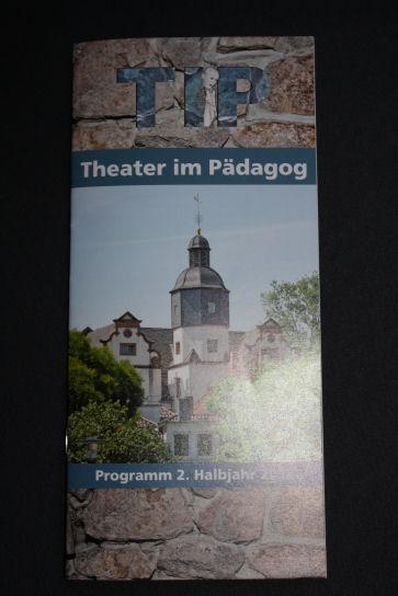 Programm Theater im Pädagog