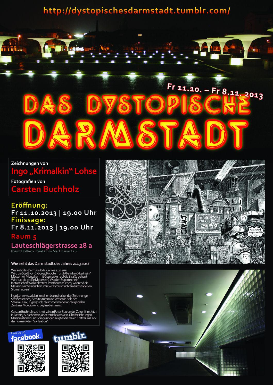 Das dystopische Darmstadt